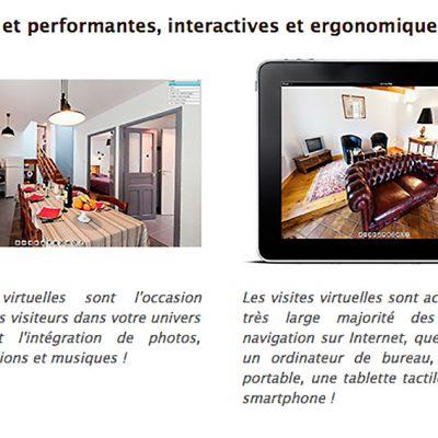 Visites virtuelles multi-plateformes